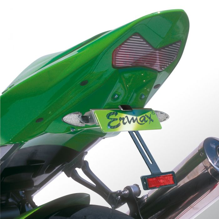 support de plaque ZX 6 R 2003/2004