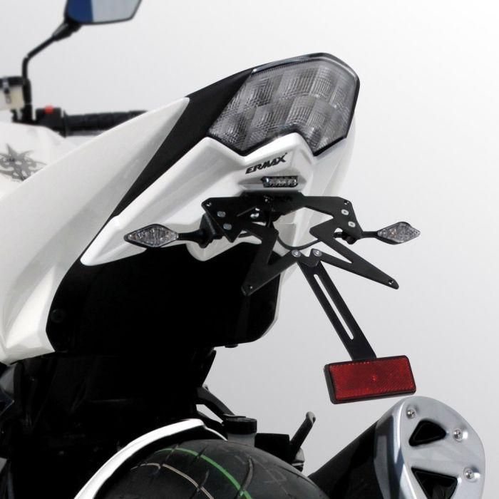 soporte portamatrícula  Z 1000 2007/2009