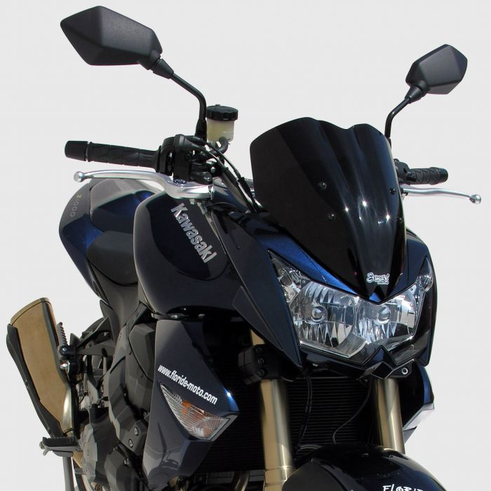 high protection screen Z 1000 2007/2009