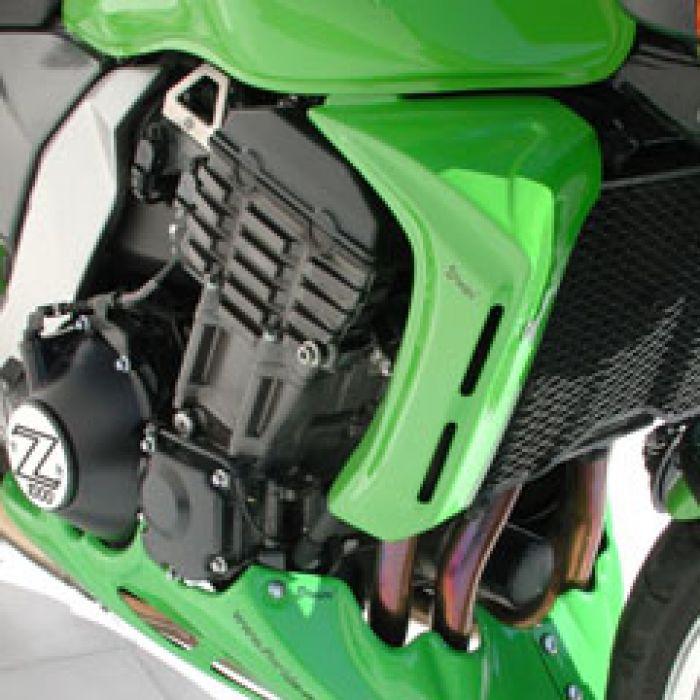 colheres de radiador Z 1000 2003/2006