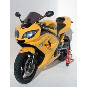 bulle aéromax   DAYTONA 600/650 2003/2005 Bulle aéromax Ermax DAYTONA 600/650 2003/2005 TRIUMPH EQUIPEMENT MOTOS
