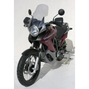 bolha proteção máxima XLV 700 TRANSALP 2008/2012 Bolha proteção máxima Ermax XLV 700 TRANSALP 2008/2012 HONDA EQUIPAMENTO DE MOTOS