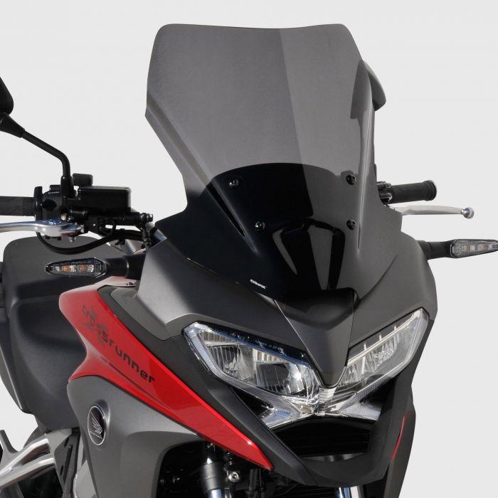 bolha proteção máxima VFR 800 X CROSSRUNNER 2015/2020