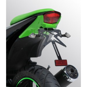 support de plaque NINJA 250 R 2008/2012