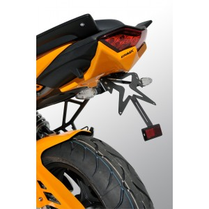 support de plaque VERSYS 2010/2014 Support de plaque Ermax VERSYS 650 2010/2014 KAWASAKI EQUIPEMENT MOTOS