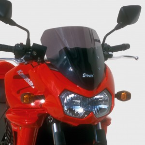 high protection screen Z 750 2004/2006 High protection screen Ermax Z750N 2004/2006 KAWASAKI MOTORCYCLES EQUIPMENT