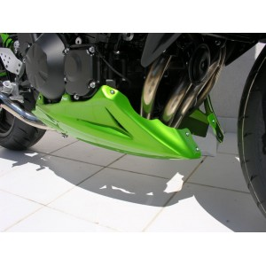 belly pan Z 750 2004/2006 Belly pan Ermax Z750N 2004/2006 KAWASAKI MOTORCYCLES EQUIPMENT