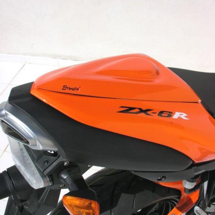 tampa de banco ZX 6 R 2007/2008