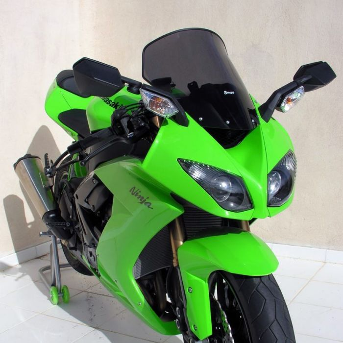 bulle haute protection ZX 6 R 2009/2016