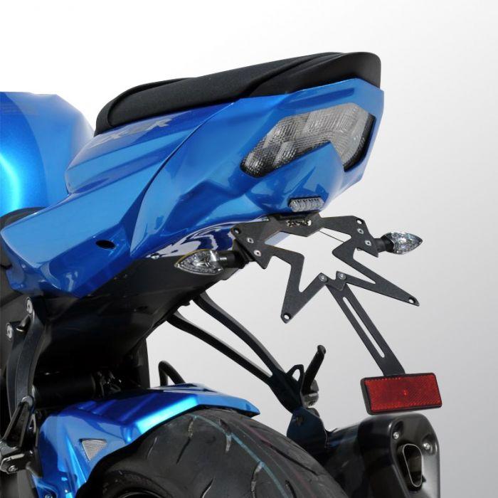 suporte de placa ZX 6 R 2009/2016