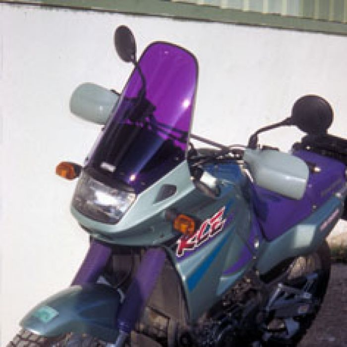 high protection screen KLE 500 1994/2004