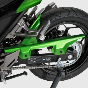 rear hugger Z 300 2015/2016 Rear hugger Ermax Z300 2015/2016 KAWASAKI MOTORCYCLES EQUIPMENT