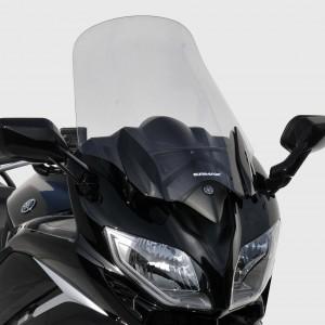 bulle haute protection FJR 1300 2013/2017 Bulle haute protection Ermax FJR 1300 2013/2019 YAMAHA EQUIPEMENT MOTOS