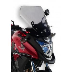 Ermax : Bulle Touring CB 500 X 2013/2015 Bulle Touring 2013/2015 Ermax CB 500 X 2013/2018 HONDA EQUIPEMENT MOTOS