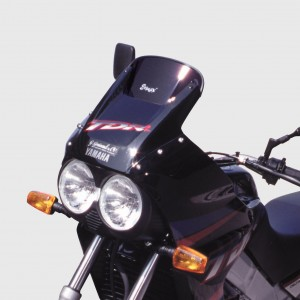 screen original size TDR 125 93/2004 Screen original size Ermax TDR 125 1993/2004 YAMAHA MOTORCYCLES EQUIPMENT