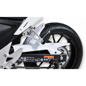 Ermax rear hugger CB 500 X 2013/2018 Rear hugger Ermax CB500X 2013/2018 HONDA MOTORCYCLES EQUIPMENT