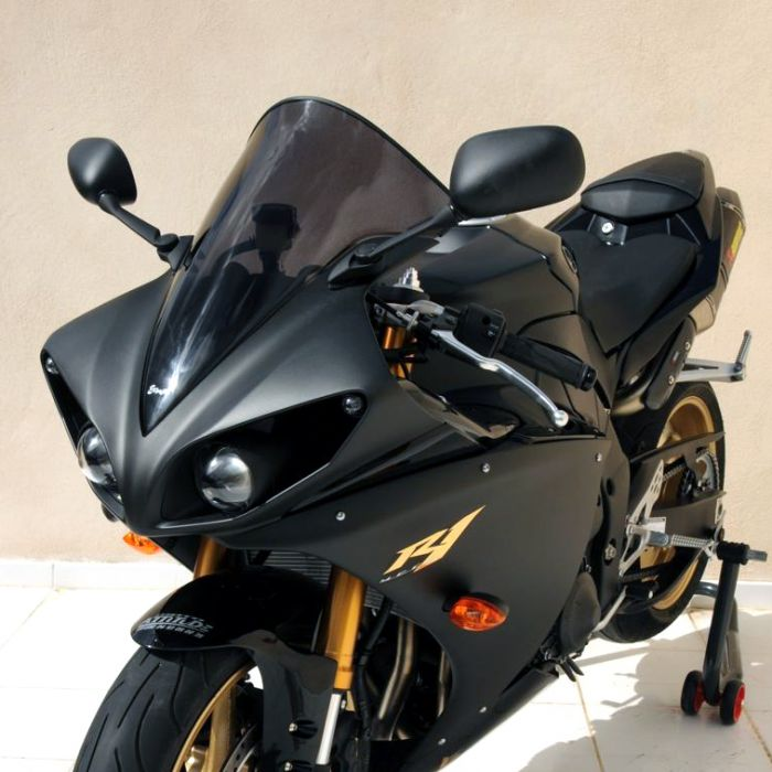 high protection screen YZF R1 2009/2014