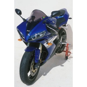 high protection screen YZF R1 2004/2006 High protection screen Ermax YZF R1 2004/2006 YAMAHA MOTORCYCLES EQUIPMENT