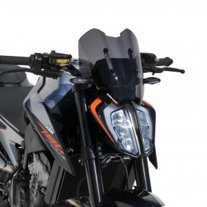 saute vent sport 790 DUKE 2018 Saute vent sport Ermax 790 DUKE 2018/2019 KTM EQUIPEMENT MOTOS