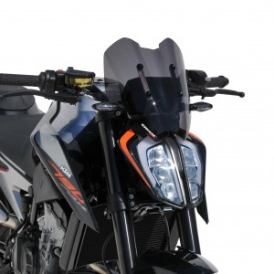 sport nose screen 790 DUKE 2018/2020 Sport nose screen Ermax 790 DUKE 2018/2020 KTM MOTORCYCLES EQUIPMENT