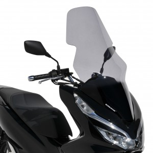high protection windshield PCX 125/150 2018/2019 High protection windshield Ermax PCX 125/150 2018/2019 (with ABS) HONDA SCOOT SCOOTERS EQUIPMENT