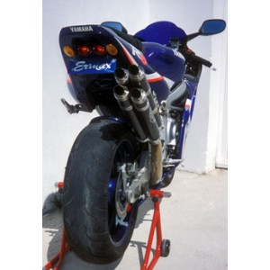 undertail YZF R6 1999/2000 Undertail 99/00 Ermax YZF R6 1999/2002 YAMAHA MOTORCYCLES EQUIPMENT