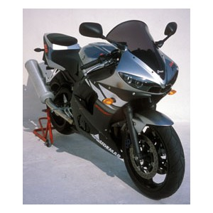 high protection screen YZF R6 2003/2005 High protection screen Ermax YZF R6 2003/2005 YAMAHA MOTORCYCLES EQUIPMENT