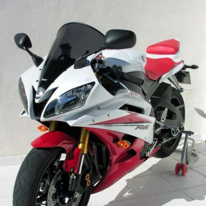 high protection screen YZF R6 2006/2007