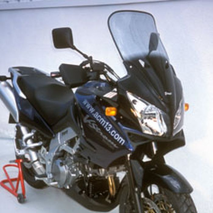 high protection screen DL 1000 V STROM 2002/2003