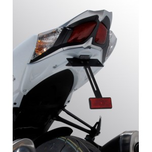 support de plaque GSXR 1000 2009/2016