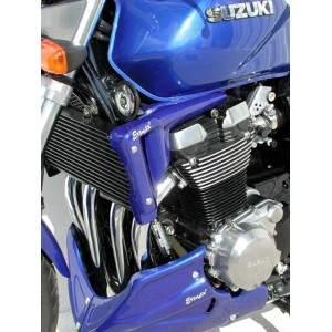 cooling air scoops GSX 1400 2001/2007 Cooling air scoops Ermax GSX 1400 2001/2007 SUZUKI MOTORCYCLES EQUIPMENT