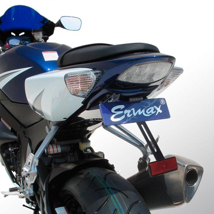 support de plaque GSXR 1000 2005/2006