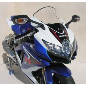 bolha proteção máxima GSXR 600/750 2008/2010 Bolha proteção máxima Ermax GSXR 600/750 2008/2010 SUZUKI EQUIPAMENTO DE MOTOS