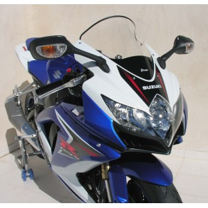 bulle haute protection GSXR 600/750 2008/2010