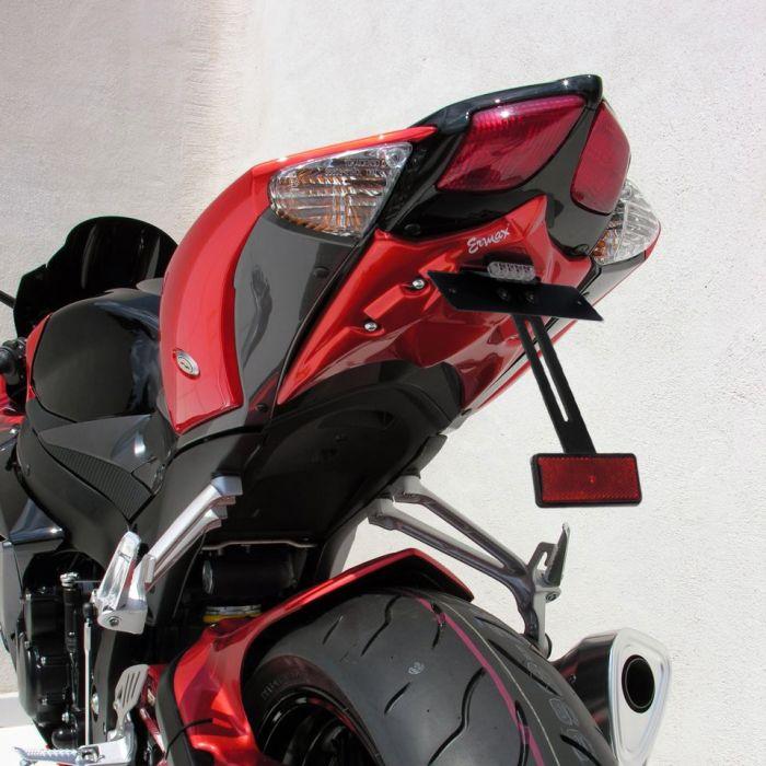 lisence plate holder GSXR 600/750 2008/2010