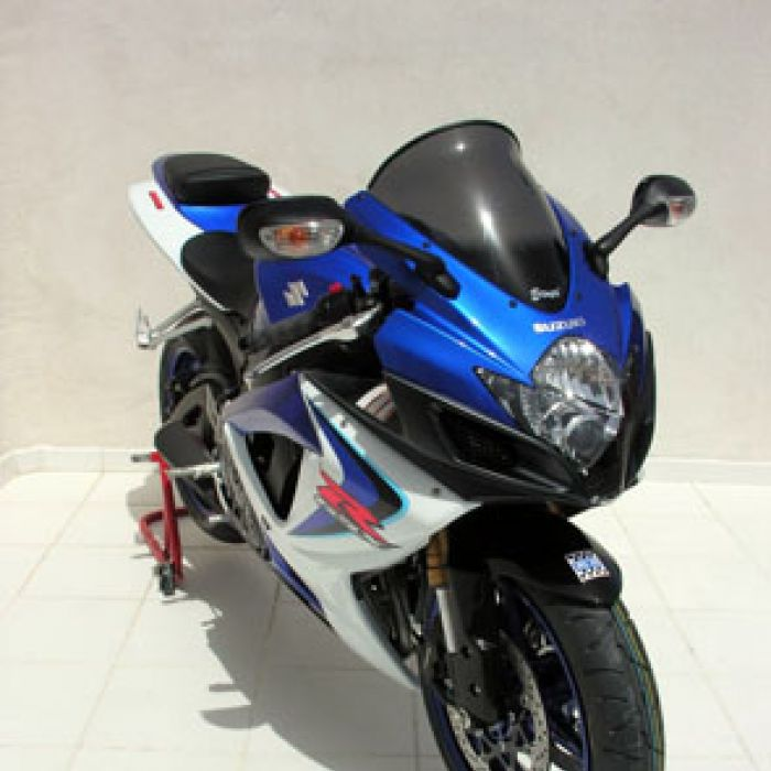 high protection screen GSXR 600/750 2006/2007