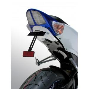 suporte de placa GSXR 600/750 2006/2007 Suporte de placa Ermax GSXR 600/750 2006/2007 SUZUKI EQUIPAMENTO DE MOTOS