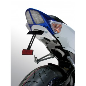 support de plaque GSXR 600/750 2006/2007
