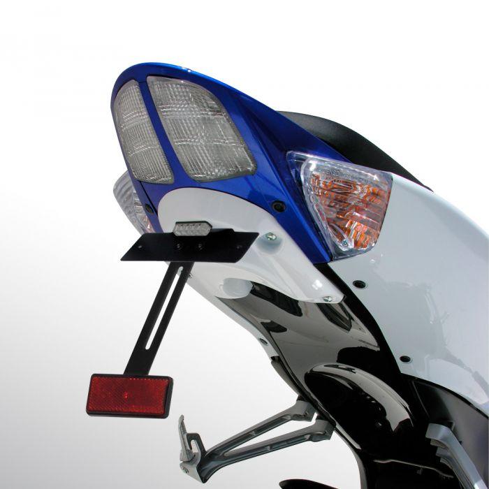 suporte de placa GSXR 600/750 2006/2007
