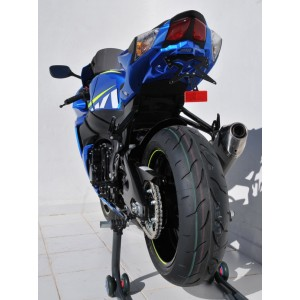 support de plaque GSXR 750 2011/2017