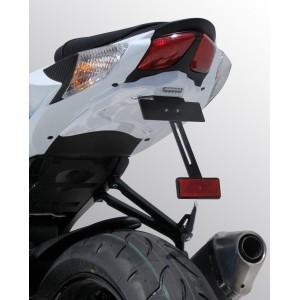 suporte de placa GSXR 600 2011/2017 Suporte de placa Ermax GSXR 600 2011/2017 SUZUKI EQUIPAMENTO DE MOTOS