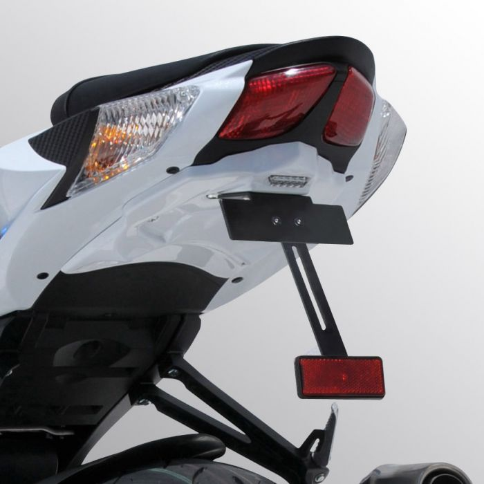 lisence plate holder GSXR 600 2011/2017
