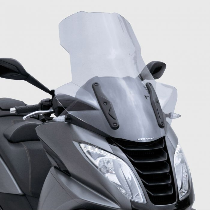 high protection windshield Metropolis 400i 2013/2018