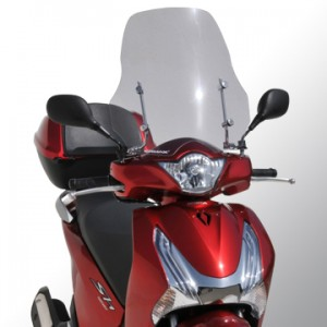 high protection windshield SH I 125/150  2013/2016 High protection windshield Ermax SH I 125/150  2013/2016 HONDA SCOOT SCOOTERS EQUIPMENT