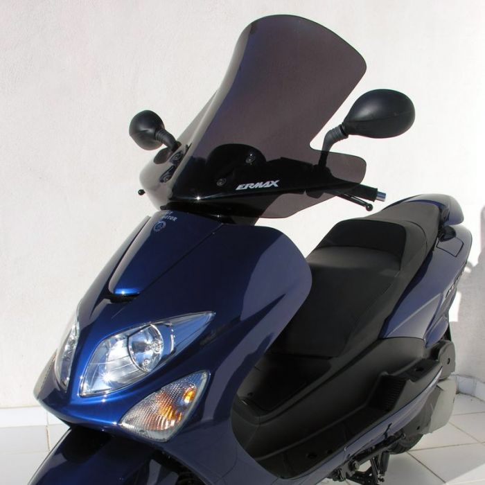 high protection windshield MAJESTY 125 2001/2013