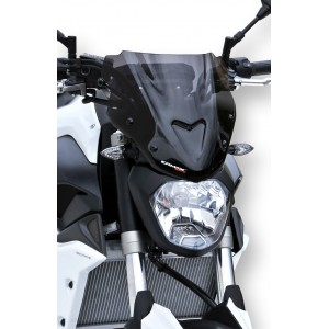 Ermax sport nose screen MT 07 2014/2017 Sport nose screen Ermax MT-07 / FZ-07 2014/2017 YAMAHA MOTORCYCLES EQUIPMENT