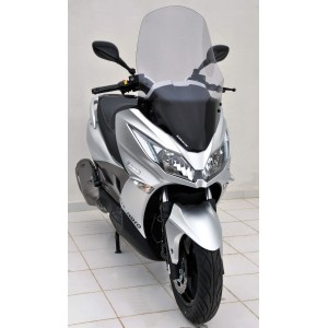 high protection windshield J 125/300 2014/2017 High protection windshield Ermax J 125/300 2014/2019 KAWASAKI SCOOT SCOOTERS EQUIPMENT