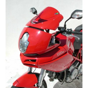 bulle aéromax   MULTISTRADA 620/1100 DS 2004/2007