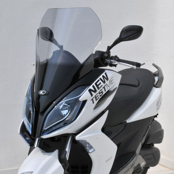 pare brise haute protection K-XCT 125/300I 2013/2017