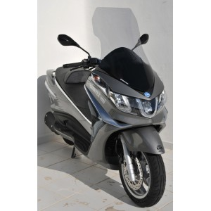 high protection windshield X 10 125 IE/350 IE/500 EXECUTIVE  13/17 High protection windshield Ermax X 10 125 IE/350 IE/500 EXECUTIVE 2013/2017 PIAGGIO SCOOT SCOOTERS EQUIPMENT